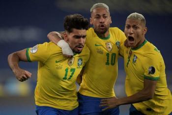 Con paso perfecto, Brasil se instala en semifinales de Copa América