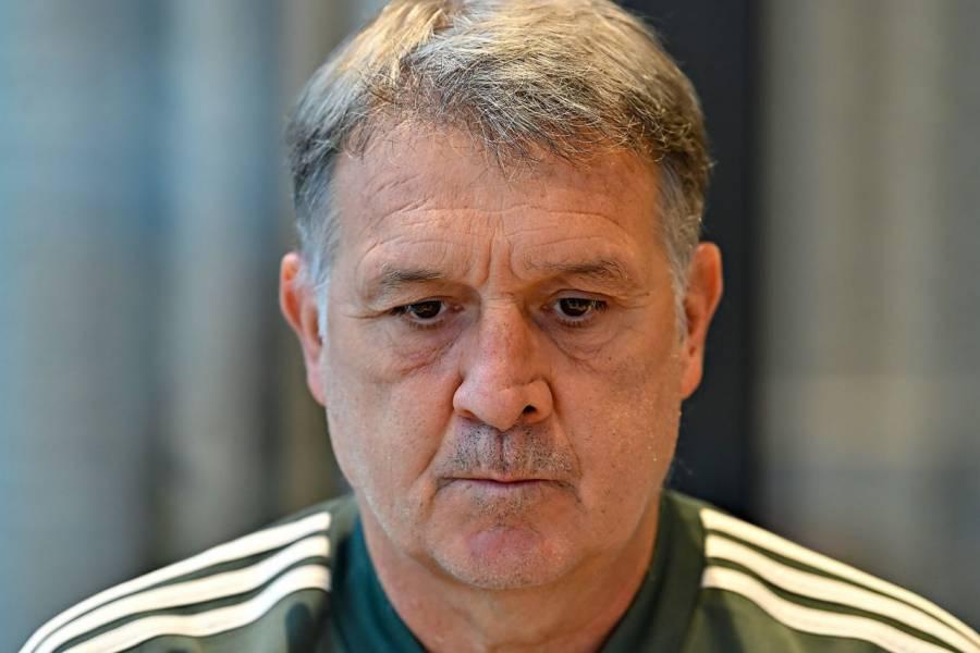 Tata Martino saca conclusiones, tras el juego ante Nigeria
