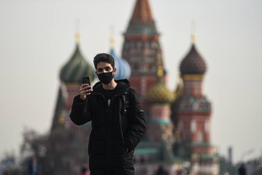 Rusia alcanza más de 25 mil contagios de Covid en 24 horas