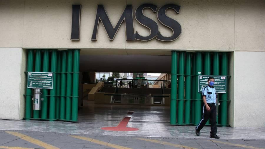 Reporta IMSS recursos financieros para los próximos 12 años
