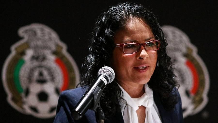 Se respetará decisión de la FMF sobre sanción por grito homofóbico: DT femenil