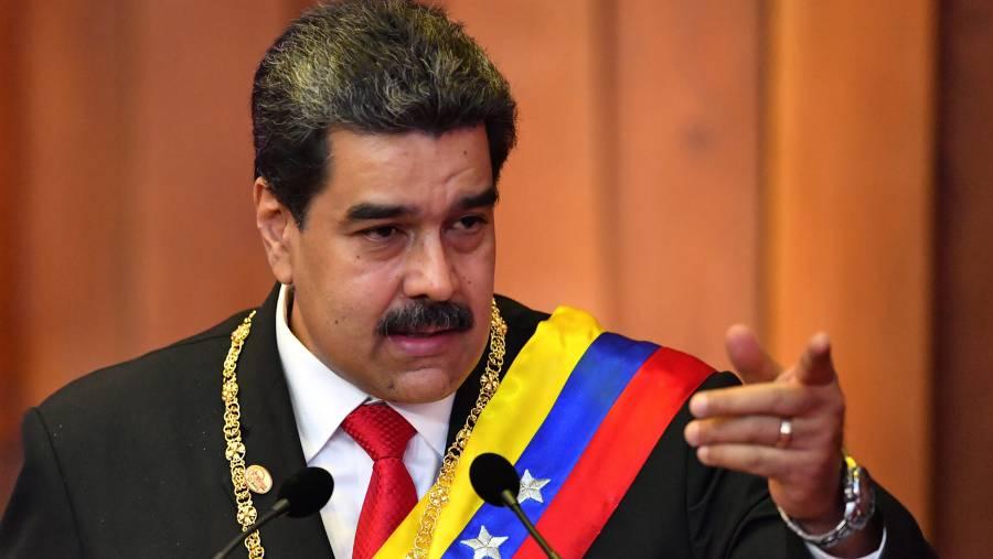 Maduro pide a Covax envío de vacunas o que le devuelvan el dinero