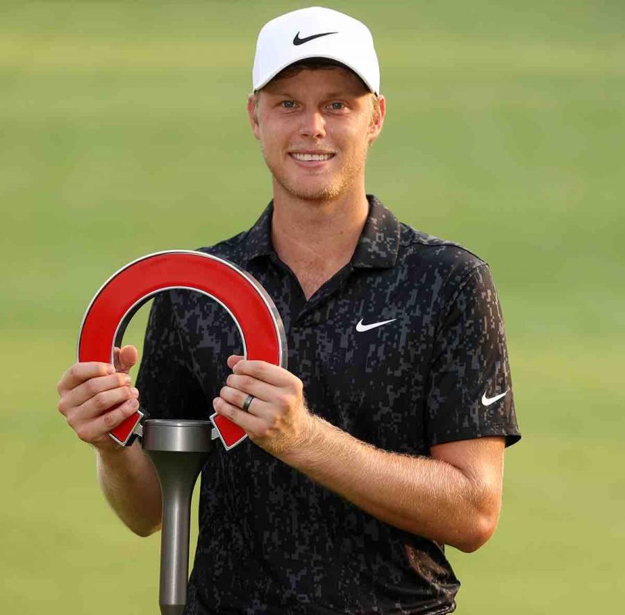 Australiano Cam Davis supera a Merritt y gana torneo de la PGA de Detroit