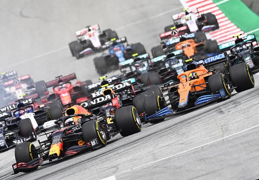 Max Verstappen arrasa en el GP de Austria; Checo Pérez finaliza sexto