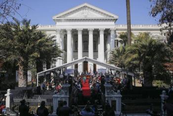 Convención Constitucional en Chile se instala en medio de protestas