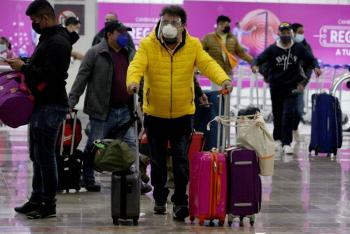 Pide Cancillería a viajeros tomar precauciones por variantes de Covid-19