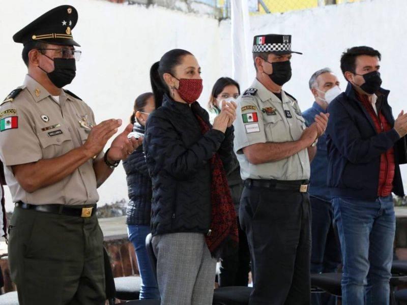 Tendrá presencia Guardia Nacional en toda la CDMX