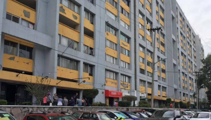Piden reevaluar riesgos en edificios de Tlatelolco