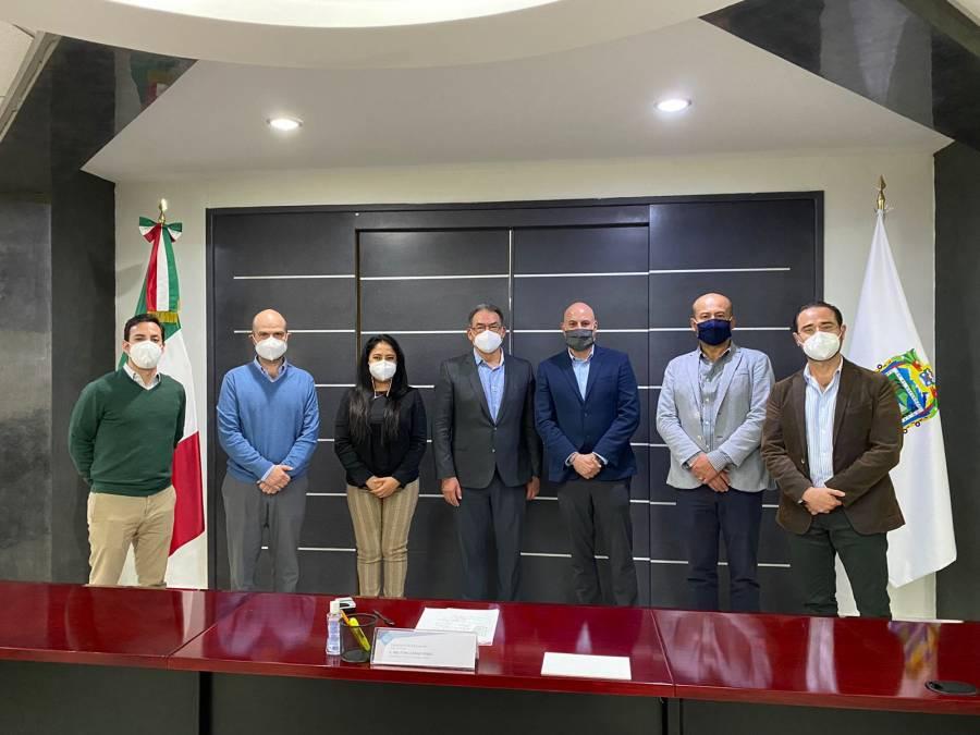SEP se reúne con autoridades de la Universidad de las Américas Puebla