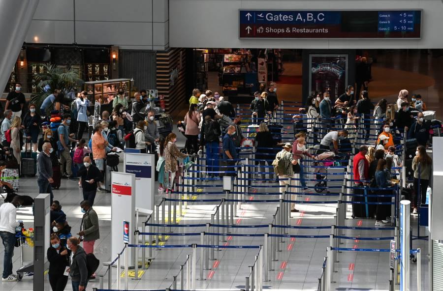 Alemania suaviza restricciones de entrada para viajeros del Reino Unido e India