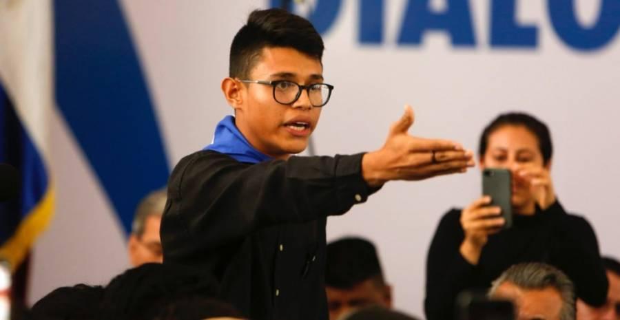 En Nicaragua detienen a más opositores, entre ellos a líder universitario