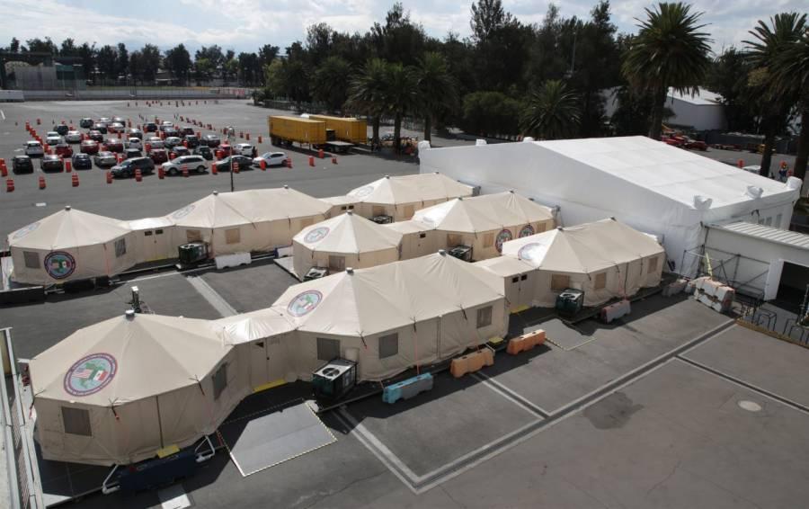 Hospital del Autódromo Hermanos Rodríguez amplía servicios hasta agosto