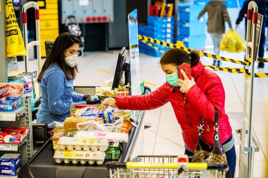 Aumentó en abril el consumo de bienes y servicios nacionales: Inegi