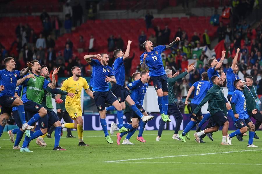 Italia vence en penales a España y se mete a la final de la Eurocopa