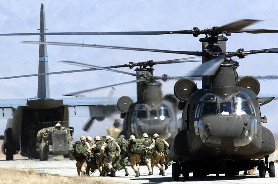 EEUU completa más del 90% de su retirada militar de Afganistán