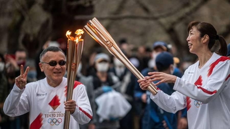 Por Covid, cancelan en Tokio recorrido de antorcha olímpica