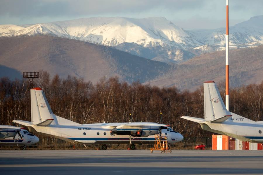 Se estrella avión en Rusia; reportan 28 muertos
