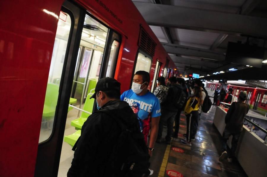 Detienen a hombre por robo de cableado del Metro Consulado en CDMX
