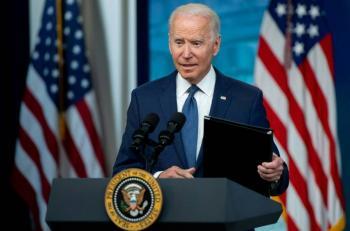 """Joe Biden no oculta sus preferencias hacia Juan Guaidó para la """"transición"""" en Venezuela"""