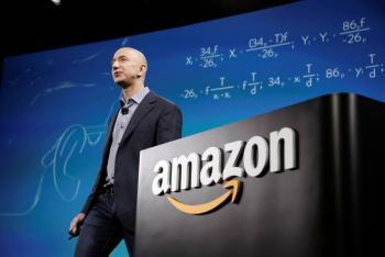 Jeff Bezoz, el hombre más rico del mundo; su fortuna es de 211 mil mdd