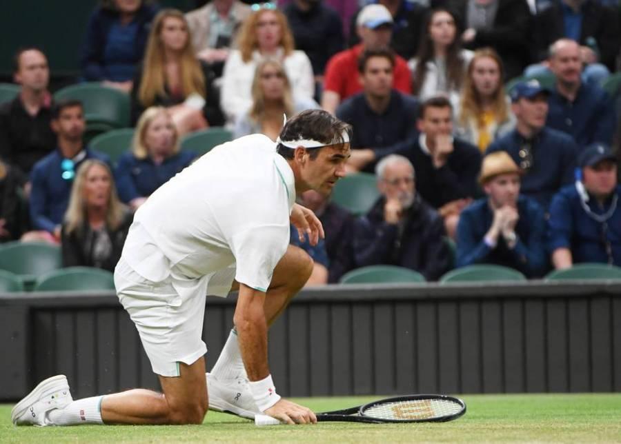 Roger Federer queda eliminado de Wimbledon