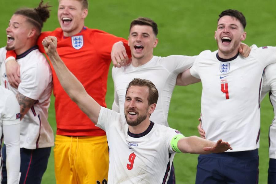 Inglaterra se medirá ante Italia en la final de la Eurocopa