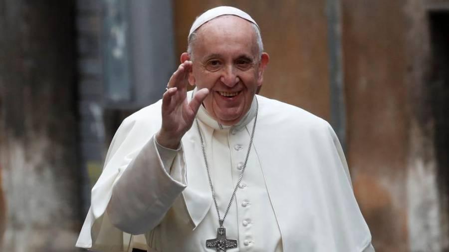 Papa Francisco se recupera