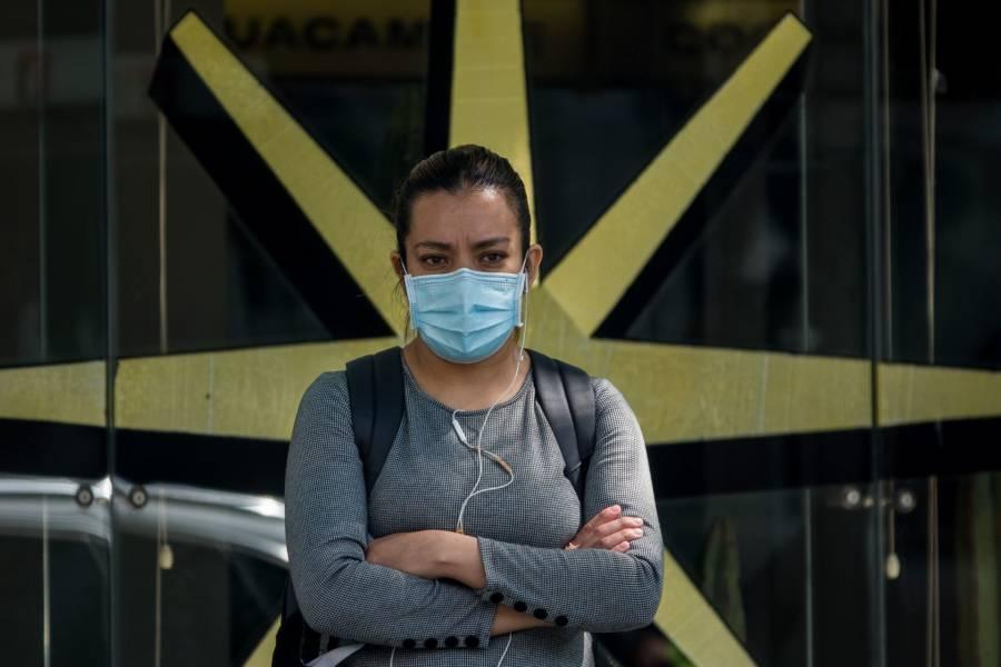 Piden reforzar campaña del uso del cubrebocas para contener contagios de variante Delta