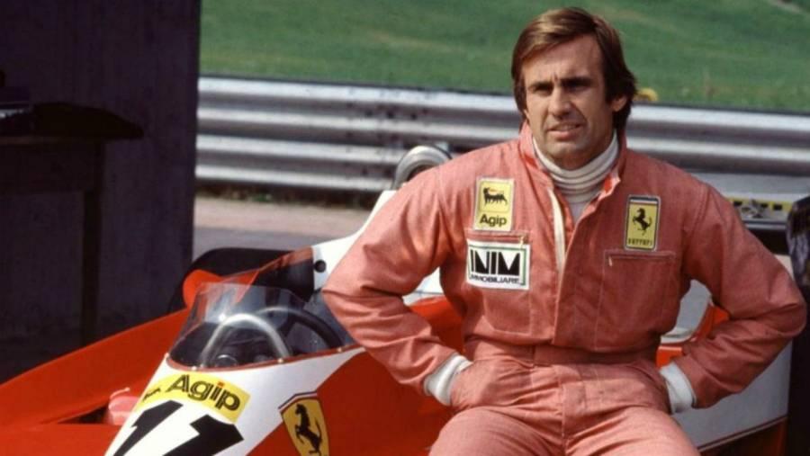 Muere el as de la F1, Lole' Reutemann