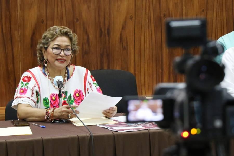 Adela Román advirtió sobre posible tercera ola de contagios en Acapulco