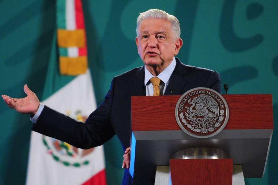 AMLO dice que consulta sobre juicio a expresidentes