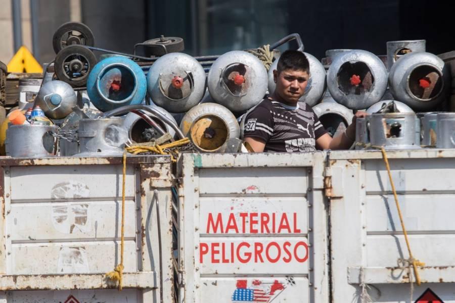 Gobierno federal no ha implementado medidas sobre competencia en gas LP: Cofece