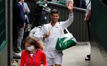 Novak Djokovic avanza a la semifinal en Wimbledon