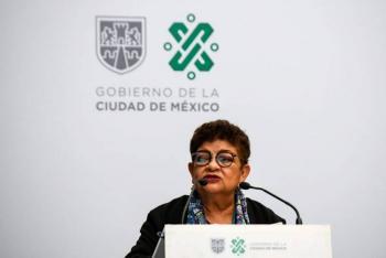 Ernestina Godoy recibirá a la madre de YosStop