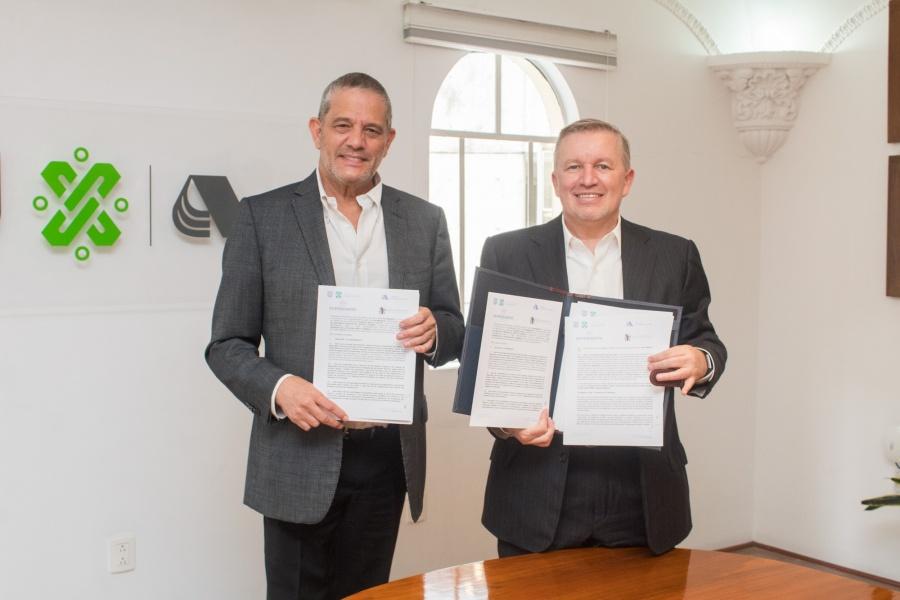 SuperISSSTE y la Junta de asistencia privada de la CDMX firman convenio para ofrecer descuentos a instituciones privadas