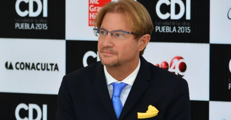 FGJ CDMX obtiene cuarta orden de aprehensión contra Andrés Roemer