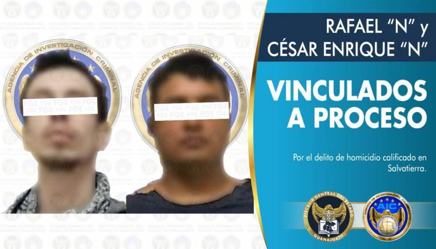 """Vinculan a proceso a imputados en el homicidio de Francisco Javier """"N"""", integrante de la CEB de Personas Desaparecidas"""