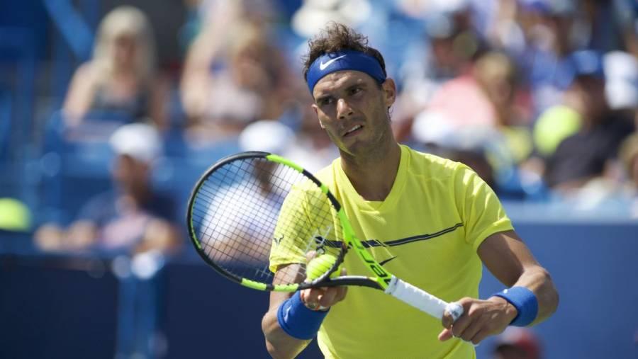 Rafael Nadal participará en el torneo de Washington