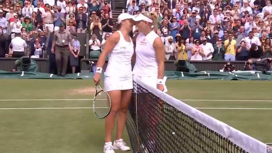 Ashleigh Barty y Karolina Pliskova se enfrentarán en final de Wimbledon