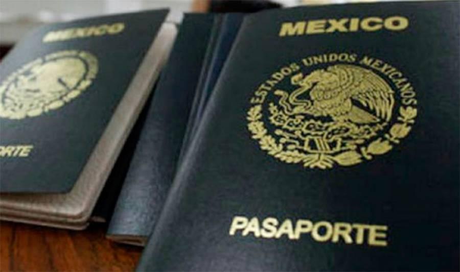 Nuevo pasaporte electrónico se podrá tramitar a partir de septiembre: SRE