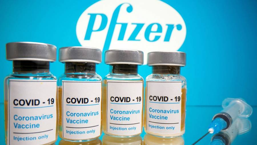 Pedirá Pfizer autorización para tercera dosis de vacuna