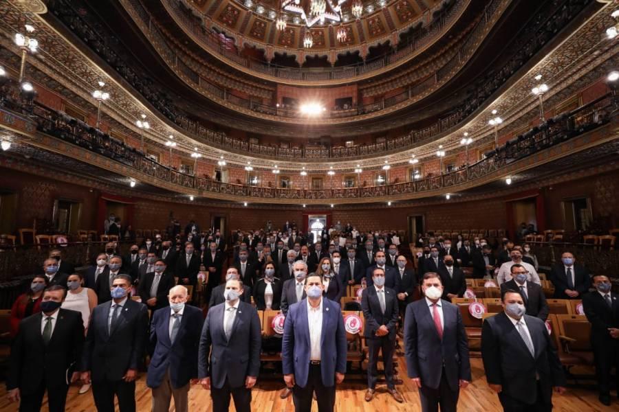 Diego Sinhue: En Guanajuato, industria de la construcción es uno de los pilares para el desarrollo