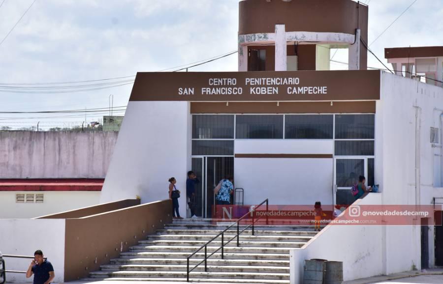 En penal de Campeche resultan cinco lesionados, tras motín