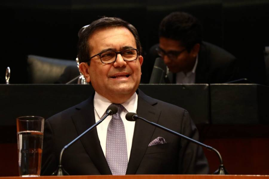 Vinculan a proceso a Ildefonso Guajardo, exsecretario de Economía