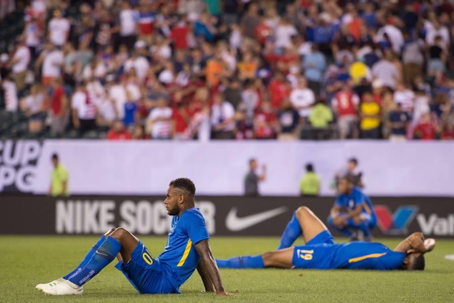 Curazao eliminado de la Copa Oro por brote de Covid-19; entra Guatemala