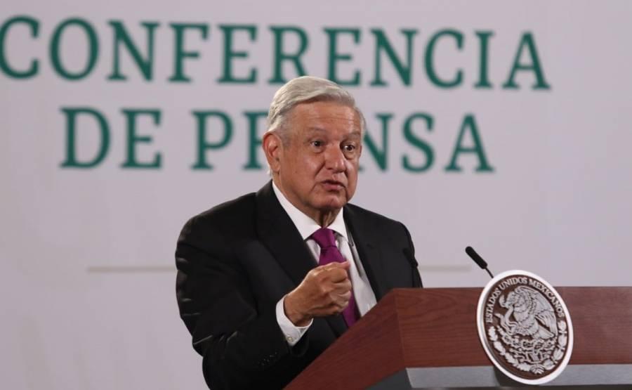 Loret de Mola debe estar preocupado con la detención de Cárdenas Palomino: López Obrador