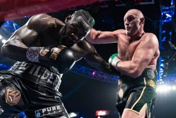 Tyson Fury positivo a Covid; aplazan su pelea contra Deontay Wilder