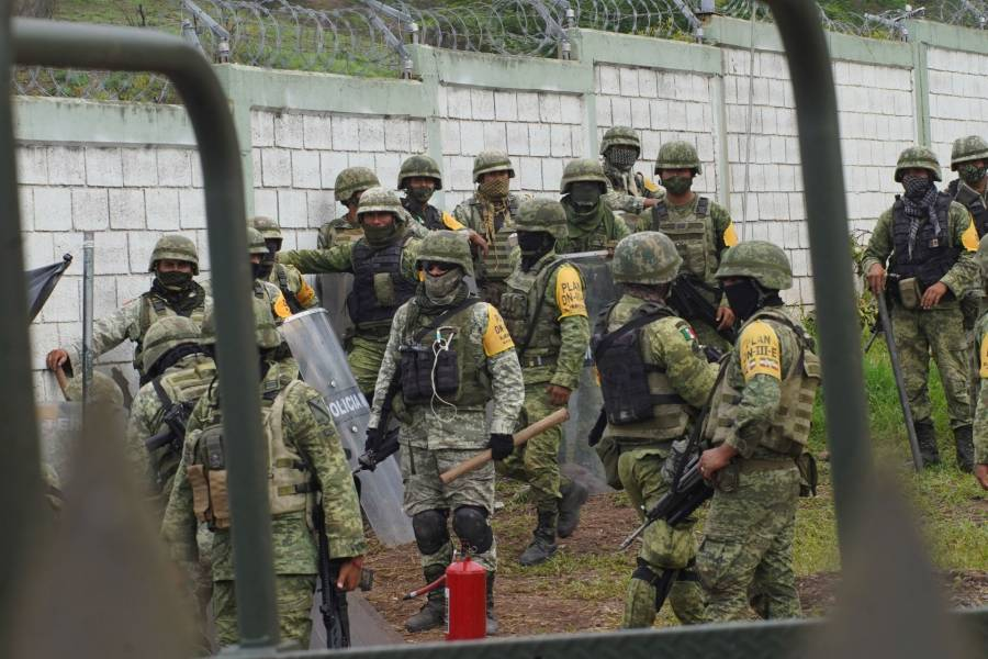 Gobierno de Michoacán lanza operativo en Aguililla
