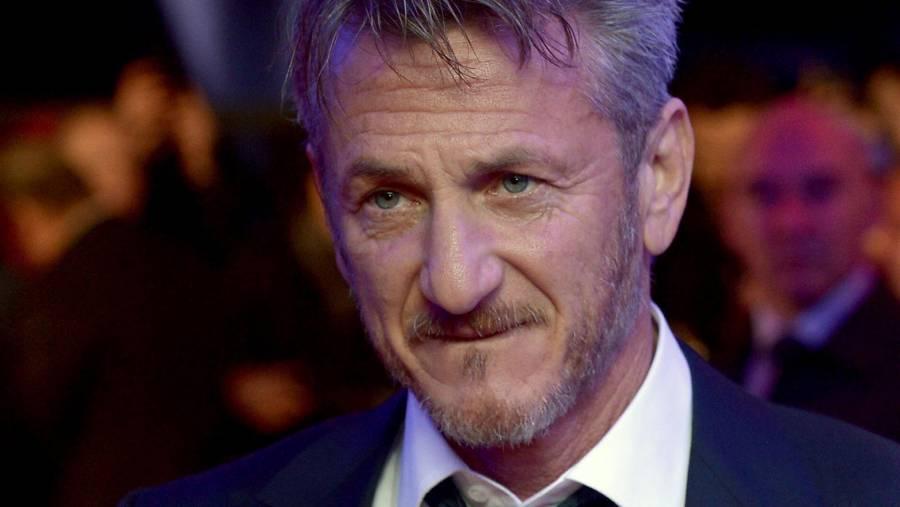 Sean Penn fue ovacionado en su regreso a Cannes