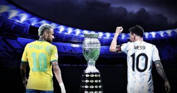 La Commebol eligió a Messi y Neymar como los mejores de la Copa América-2021